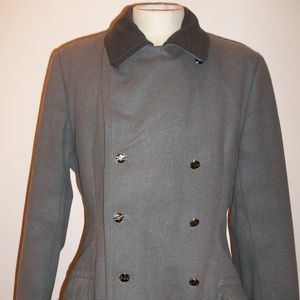 Other - Updated Vintage East German Military Coat Unisex
